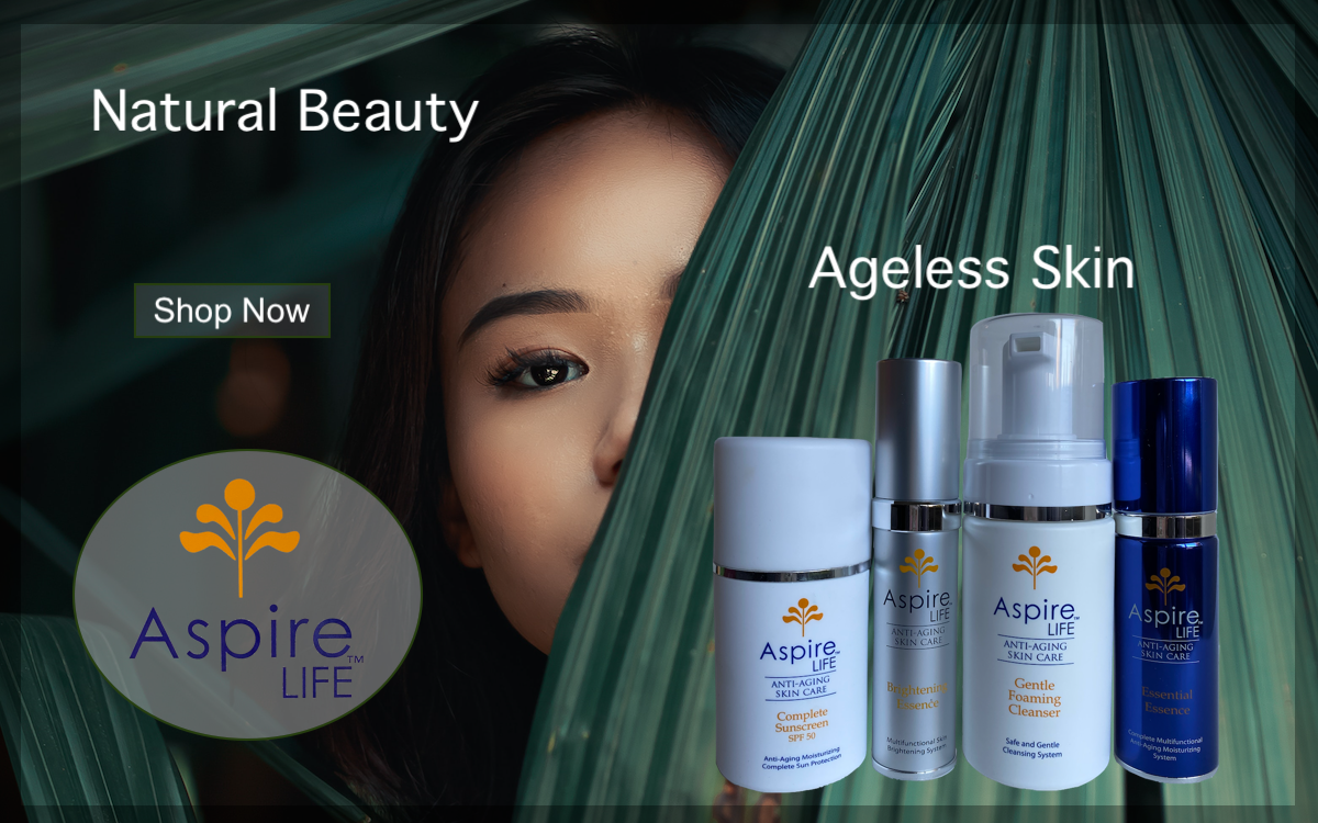 AspireLIFE for Natural Beauty