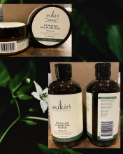 SUKIN Facial Products