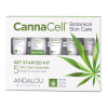Andalou Naturals CannaCell 5-Piece Get Started Botanical Skin Care Kit