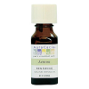 Aura Cacia Lemon Essential Oil 0.5 fl oz