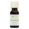 Aura Cacia Lemongrass Essential Oil 0.5 fl oz