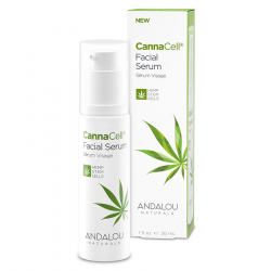 Andalou Naturals CannaCell Facial Serum 1 fl. oz.