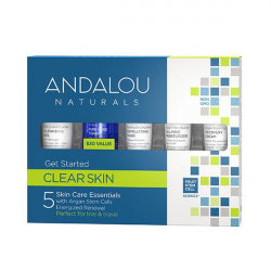 Andalou Naturals Get Started Clarifying Kit