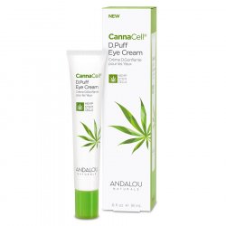 Andalou Naturals CannaCell D. Puff Eye Cream