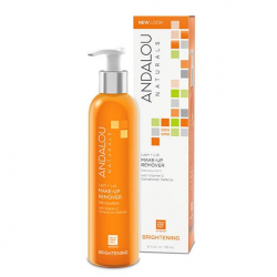 Andalou Naturals Revitalizing Lash + Lid Make-Up Remover 6 fl oz