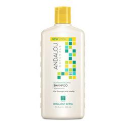Andalou Naturals Sunflower Citrus Shampoo 11.5 fl oz