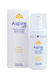 Aspire Life Anti-Aging Gentle Foaming Cleanser