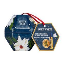 Bit of Burt's Bees Ornament Vanilla Bean Lip Balm Holiday Tin