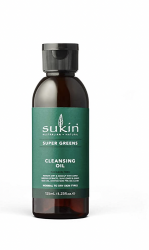 Sukin Super Greens Cleansing Oil