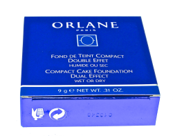 Orlane Dual Effect Compact Cake Foundation .31 oz (9g)