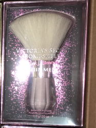 Victorias Secret BombShell Pink Diamonds Shimmer Powder Brush